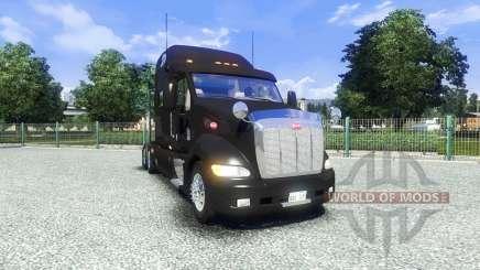 Peterbilt 387 v2.0 для Euro Truck Simulator 2