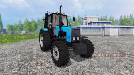 МТЗ-1221.2 v2.0 для Farming Simulator 2015