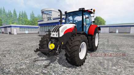 Steyr Profi 4130 CVT v1.1 для Farming Simulator 2015