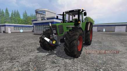 Fendt Favorit 824 Turboshift Full для Farming Simulator 2015