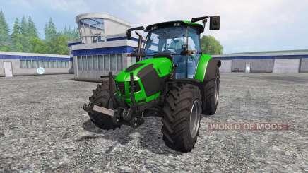 Deutz-Fahr 5120 TTV для Farming Simulator 2015