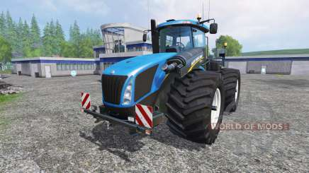 New Holland T9.560 blue для Farming Simulator 2015