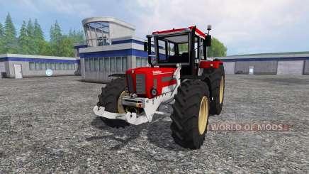 Schluter 1250 TVL Compact rot для Farming Simulator 2015