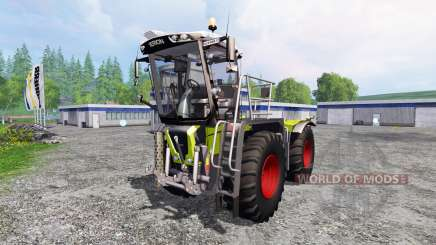 CLAAS Xerion 3800 Saddle Trac для Farming Simulator 2015