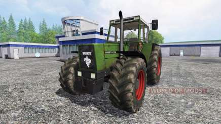Fendt Favorit 611 LSA для Farming Simulator 2015
