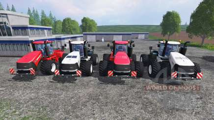 Case IH Steiger 620 [pack] для Farming Simulator 2015
