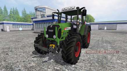 Fendt 414 Vario TMS v2.0 для Farming Simulator 2015