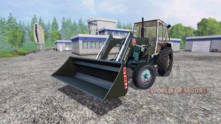 ЮМЗ-6КЛ погрузчик для Farming Simulator 2015