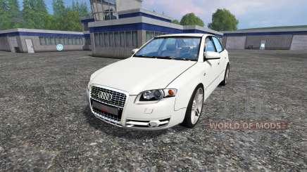 Audi A4 (B7) Quattro 3.0 TDI для Farming Simulator 2015