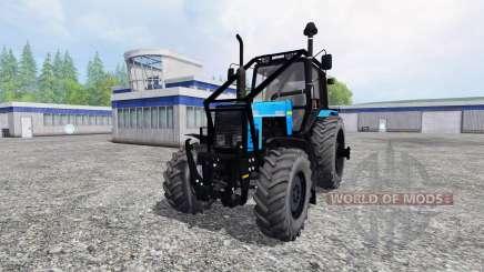 МТЗ-1221В лесной для Farming Simulator 2015