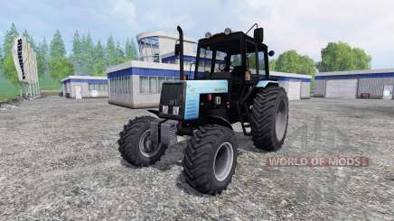 МТЗ-1025 Беларус v2.0 для Farming Simulator 2015