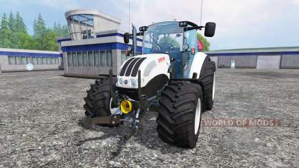 Steyr Multi 4115 colours для Farming Simulator 2015