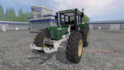 Schluter 1250 TVL Compact gruen для Farming Simulator 2015