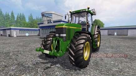 John Deere 7810 v2.0 [washable] для Farming Simulator 2015