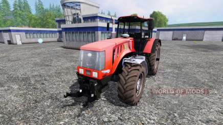 Беларус-3022 ДЦ.1 для Farming Simulator 2015