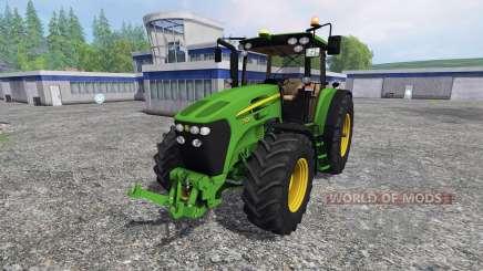 John Deere 7930 full для Farming Simulator 2015