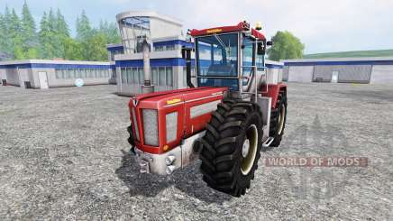 Schluter Super-Trac 2500 VL v2.1 для Farming Simulator 2015