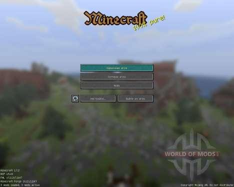 Nobbies Medieval Pack [16x][1.7.2] для Minecraft