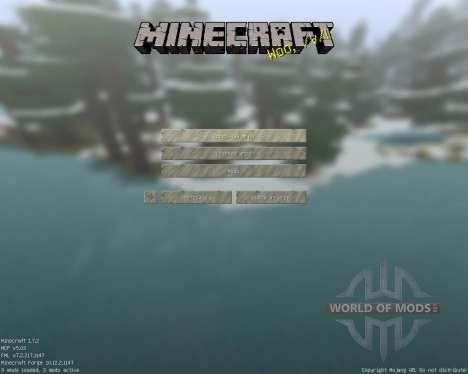Island [32x][1.7.2] для Minecraft