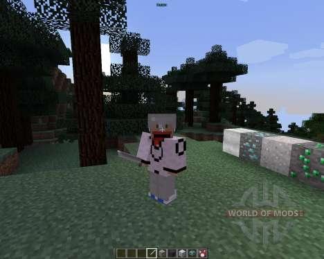 Bleach [1.7.2] для Minecraft