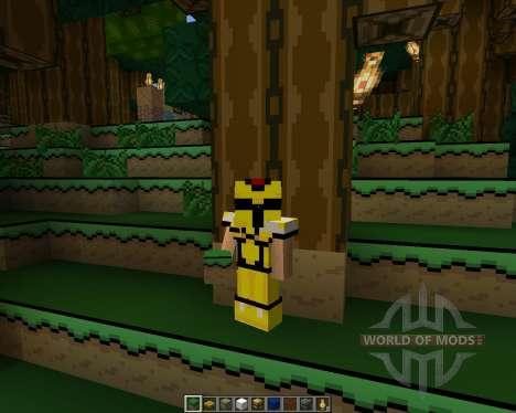 SNESCraft [16x][1.7.2] для Minecraft