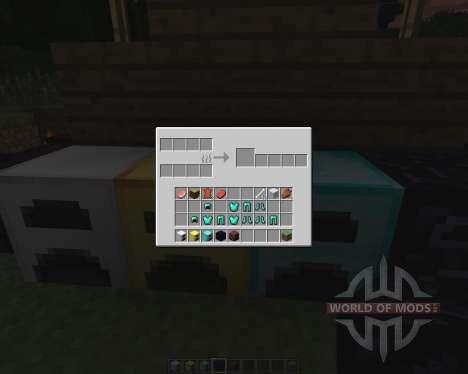 More Furnaces [1.6.2] для Minecraft