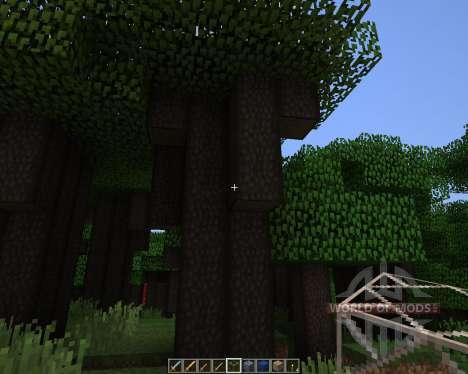 Dreav RPG [32x][1.8.1] для Minecraft