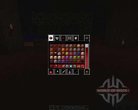 HellCraft [32x][1.7.2] для Minecraft