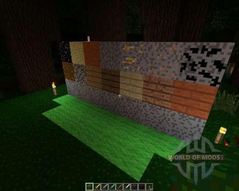 ZaNy CrAfT [16x][1.7.2] для Minecraft