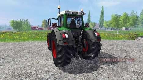 Fendt 936 Vario SCR для Farming Simulator 2015