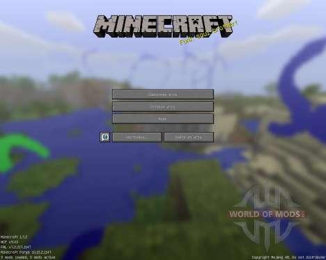 Left 4 Dead [64x][1.7.2] для Minecraft
