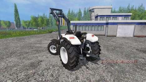 Steyr Multi 4115 roofless для Farming Simulator 2015