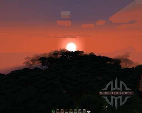 Crafteryada [32x][1.8.1] для Minecraft
