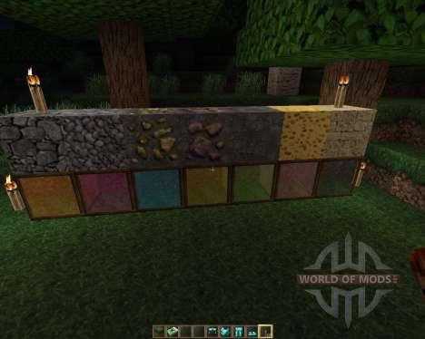 HerrSommer [64x][1.7.2] для Minecraft