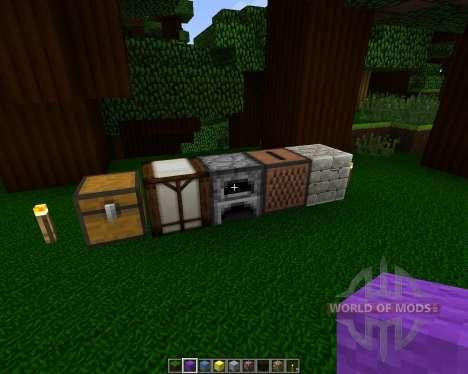RPGFan V.2 [64x][1.7.2] для Minecraft