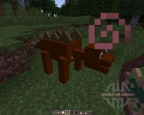 Animal Bikes [1.7.2] для Minecraft