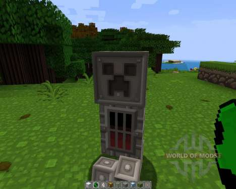 SilverMines [32x][1.8.1] для Minecraft
