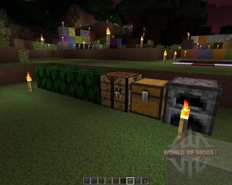 MarreSteik HD [32x][1.7.2] для Minecraft