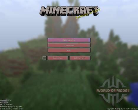 Nov13 [32x][1.7.2] для Minecraft