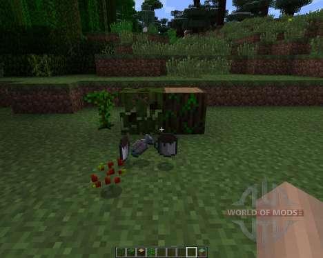 CocoaCraft [1.6.2] для Minecraft