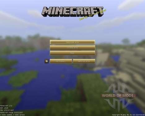 Runescape Minecraft TexturePack [32x][1.7.2] для Minecraft