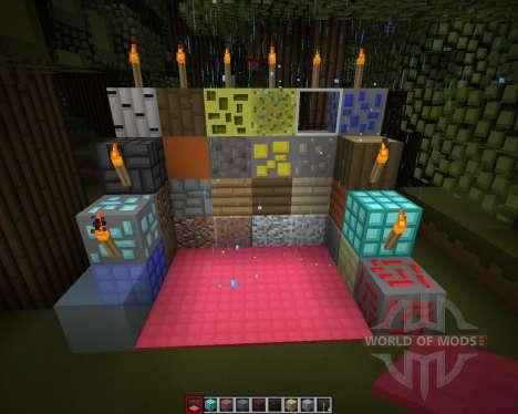 MaxPack Legacy [16x][1.8.1] для Minecraft