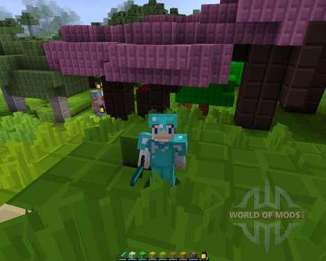 Blocky: Reborn [8х][1.8.1] для Minecraft