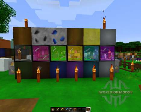 Alpha Craft [16x][1.8.1] для Minecraft