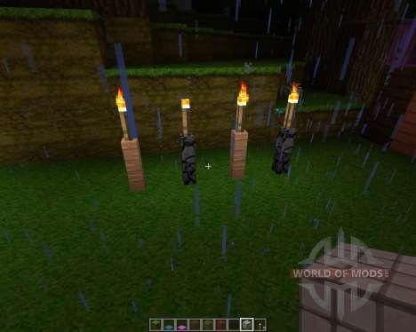 NordCraft [64x][1.7.2] для Minecraft