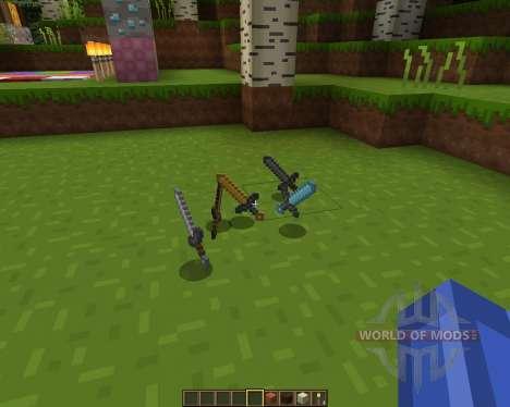 Mad Pixels [16х][1.8.1] для Minecraft