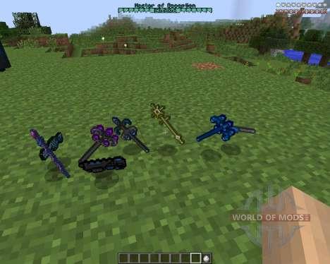 Eternal Isles [1.7.2] для Minecraft