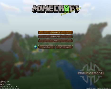 4Kids [64x][1.7.2] для Minecraft