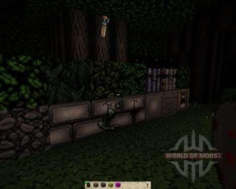KayneCraft [32x][1.8.1] для Minecraft