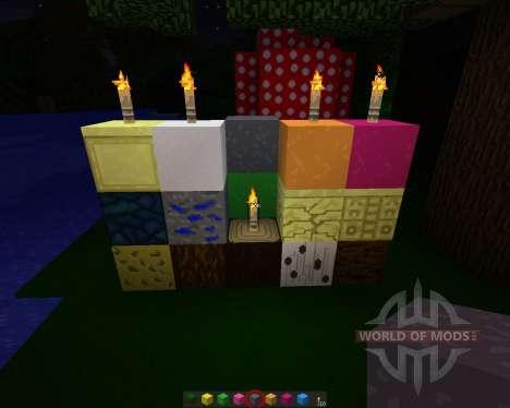 Deca Pack [32x][1.7.2] для Minecraft